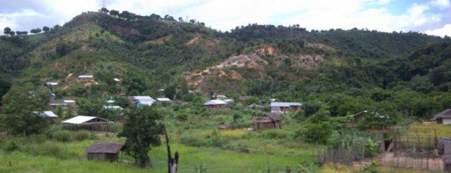 Habitat nahe Ambanja, 2013
