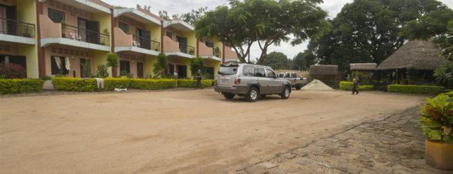 Hotelanwesen in Sambava, 2013