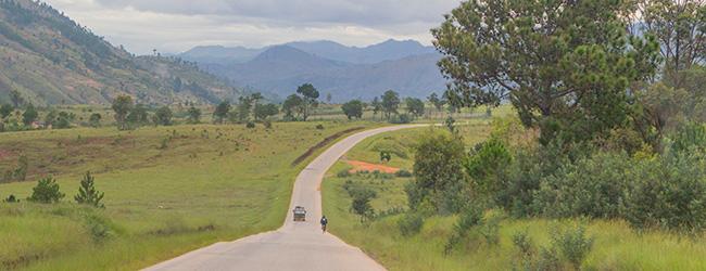 Habitat zentrales Hochland um Ambositra