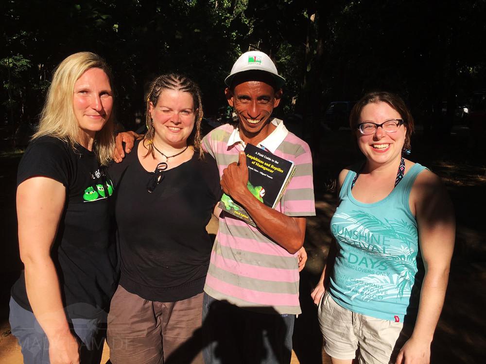 Fieldguides für Madagaskar Ankarafantsika