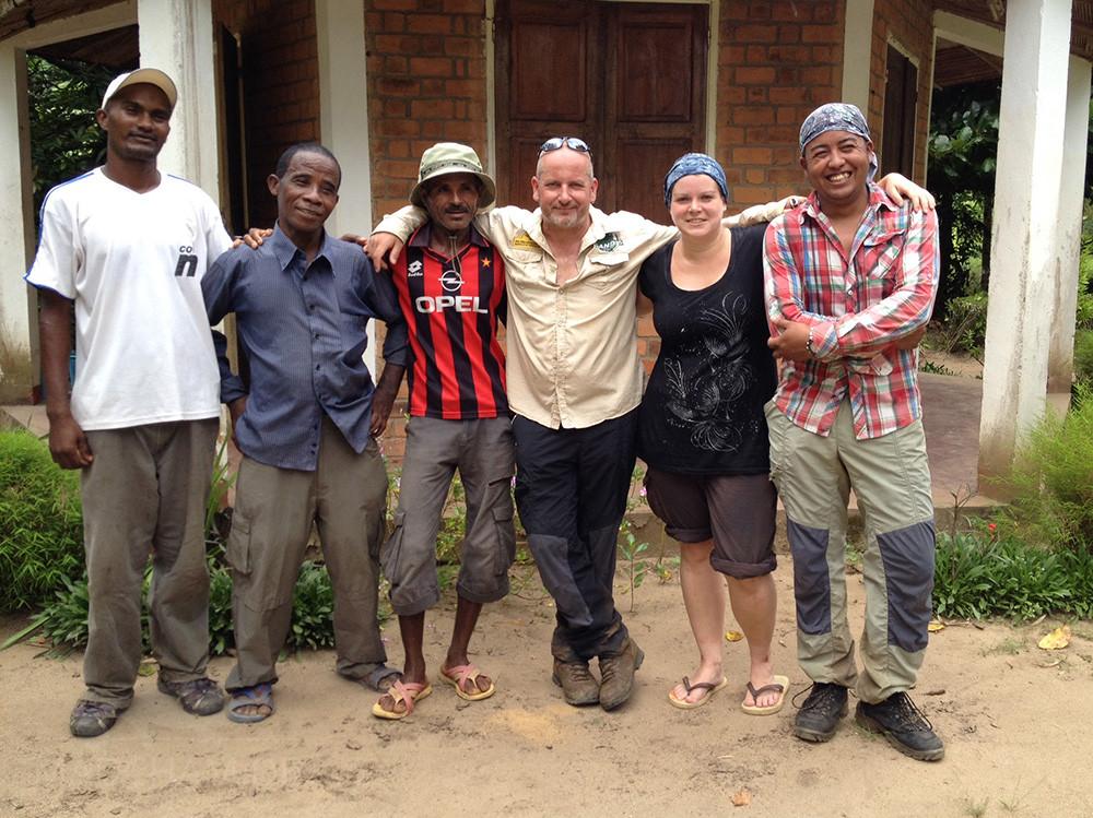 Fieldguides für Madagaskar Marojejy