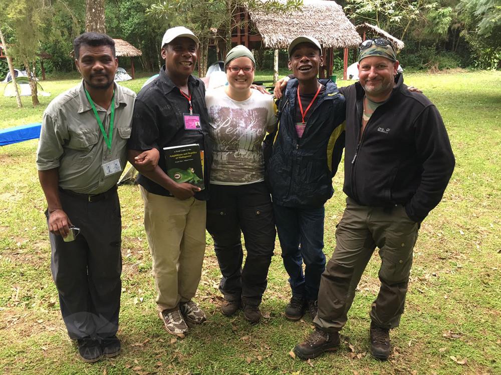 Fieldguides für Madagaskar Montagne dAmbre