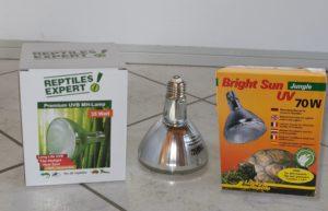 Beleuchtung Reptiles Expert Bright Sun