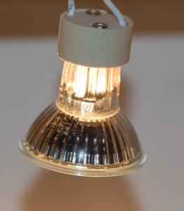 Beleuchtung Halogenlampe