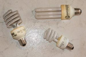 Beleuchtung Kompaktlampen