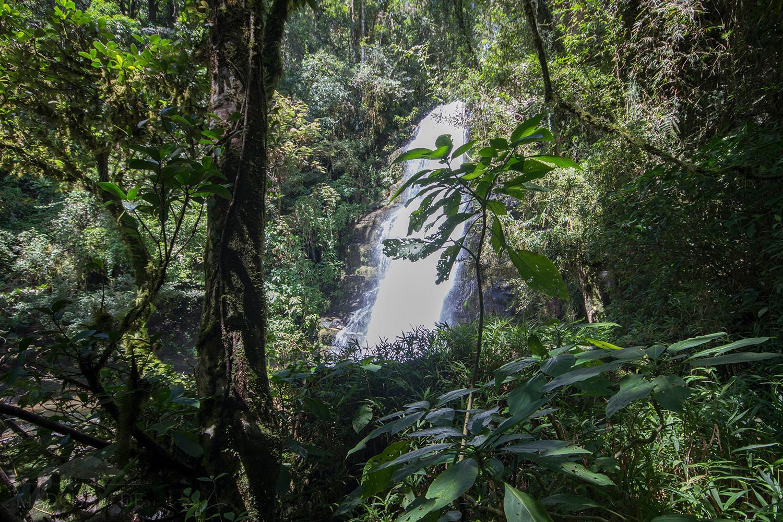 Wasserfall in Ranomafana